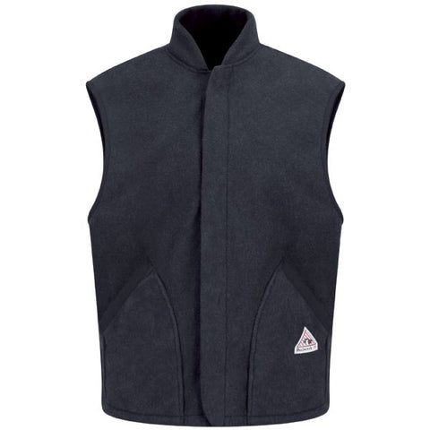 BULWARK FLEECE VEST JACKET LINER (LMS6NV)