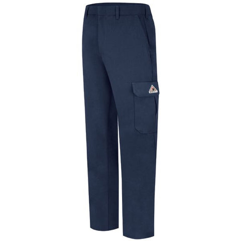 BULWARK CARGO POCKET WORK PANT -EXCEL FR COMFORTOUCH (PLC2) - True Safety Gear