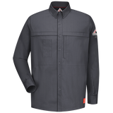 Bulwark IQ SERIES LONG SLEEVE CONCEALED POCKET SHIRT (QS20) - True Safety Gear