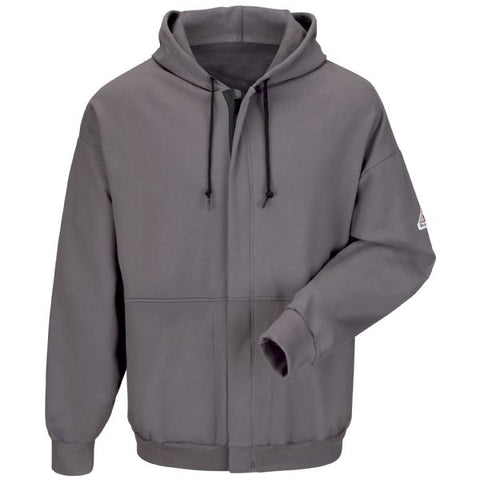 BULWARK ZIP-FRONT HOODED SWEATSHIRT (SEH4CH)