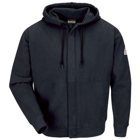 BULWARK ZIP-FRONT HOODED SWEATSHIRT (SEH4NV)