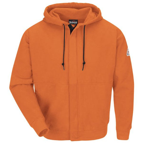 BULWARK ZIP-FRONT HOODED SWEATSHIRT (SEH4OR)