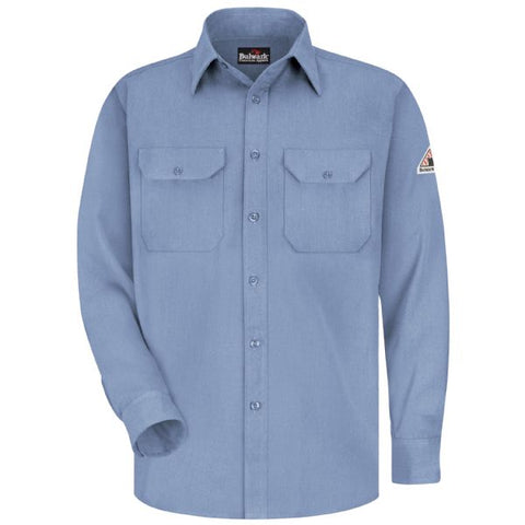 Bulwark UNIFORM SHIRT - COOLTOUCH 2 - 5.8 OZ. ( SMU4 ) - True Safety Gear
