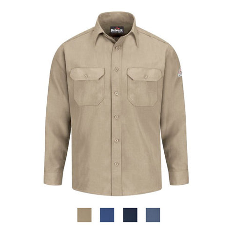 BULWARK UNIFORM SHIRT - NOMEX (SND2) - True Safety Gear