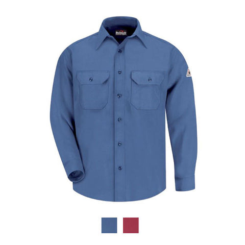 Bulwark Uniform Shirt - Nomex IIIA - 6oz (SND6) - True Safety Gear