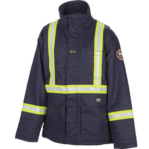 Helly Hansen FR Falher Parka with CSA Striping (76349)