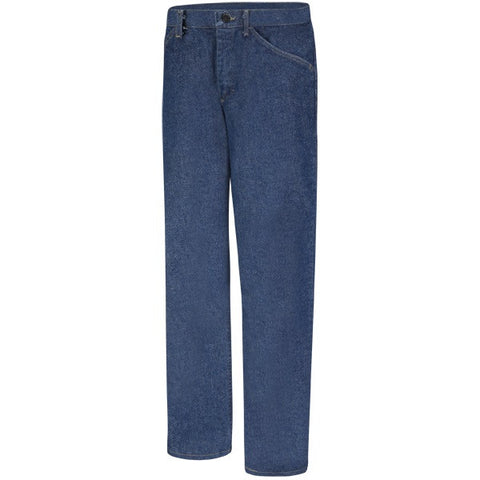 Bulwark WOMEN'S PRE-WASHED DENIM JEAN - EXCEL FR ( PEJ3 ) - True Safety Gear
