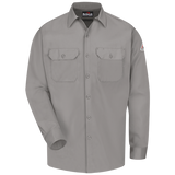 Bulwark WORK SHIRT - EXCEL FR COMFORTOUCH (SLW2) - True Safety Gear