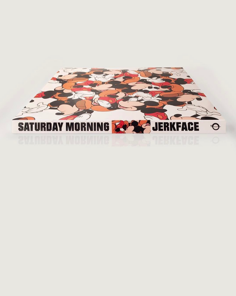 """Saturday Morning"" book by Jerkface"