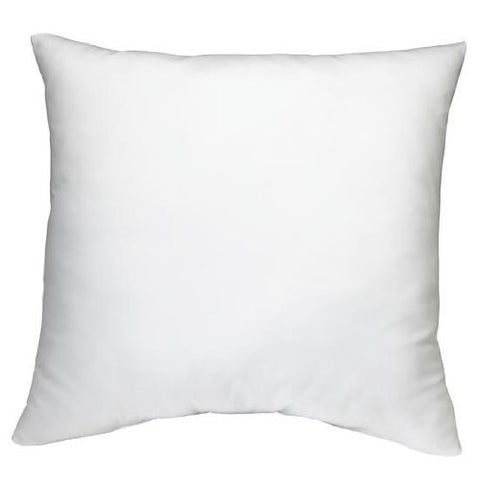 18 x 18 Pillow Insert