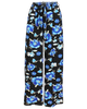 Blue Iris Wide Leg Pants