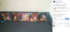 Glam Coco Pillow Cover