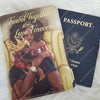 Travel Together Love Forever Passport Cover