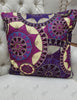 Wild Hair Pillow Cover