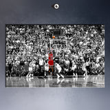 Michael Jordan   Art Picture Paint on Canvas Prints
