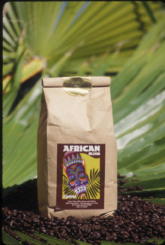Twin City Coffeehouse African Blend