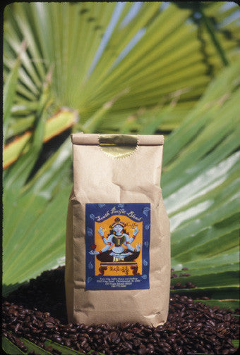 Twin City Coffeehouse South Pacific Blend