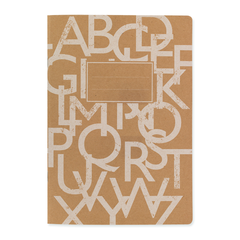 Exercise notebook - Alphabet