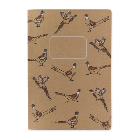 Exercise book - Pheasant