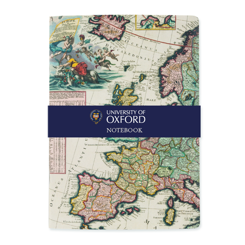 Exercise book - Oxford Atlas