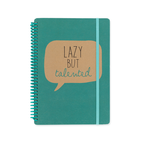 A5 notebook - Talented