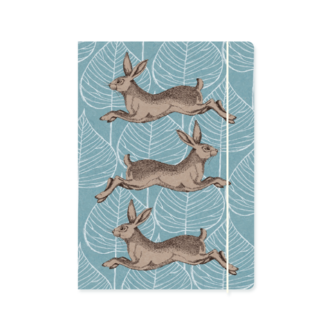 A5 notebook - Hare