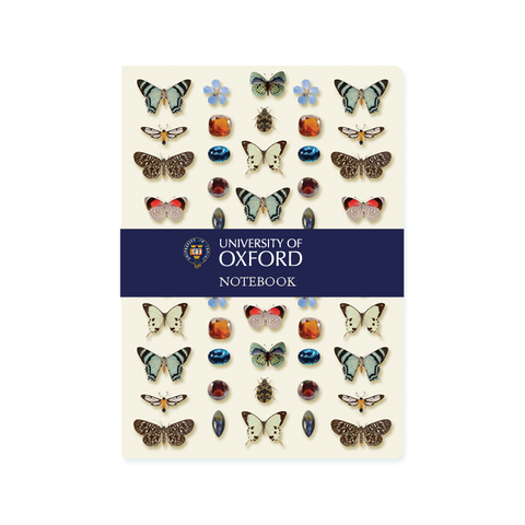 A5 notebook - Oxford Butterfly