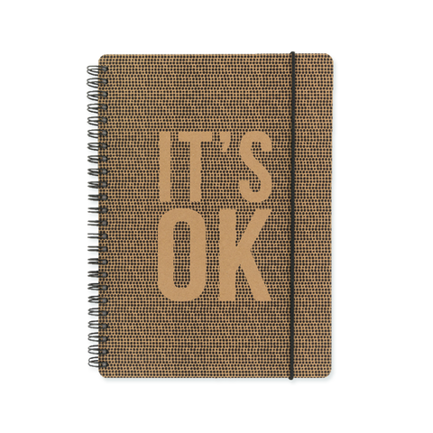 A5 notebook - It's OK