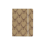 A6 chunky notebook - Stag