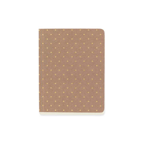 A6 notebook - Kraft