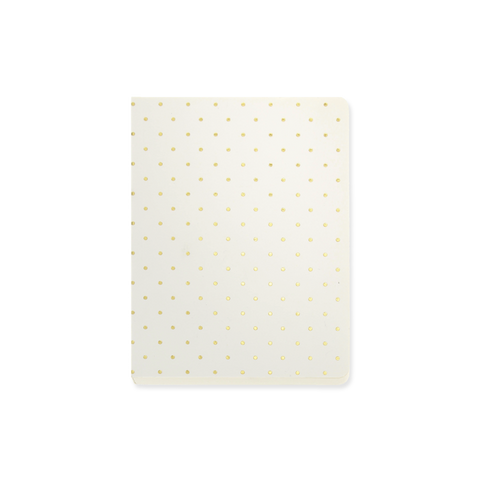 A6 notebook - Cream