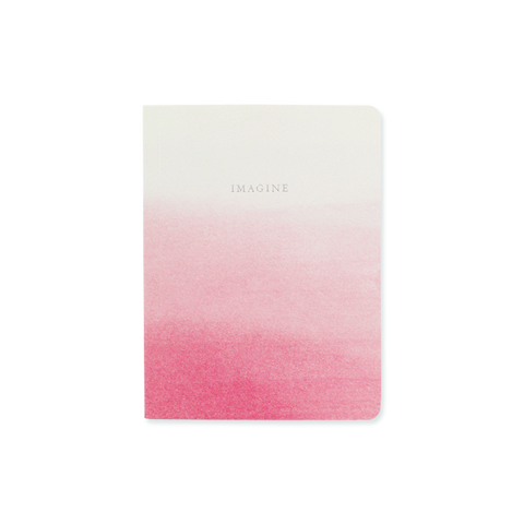 A6 notebook - Imagine