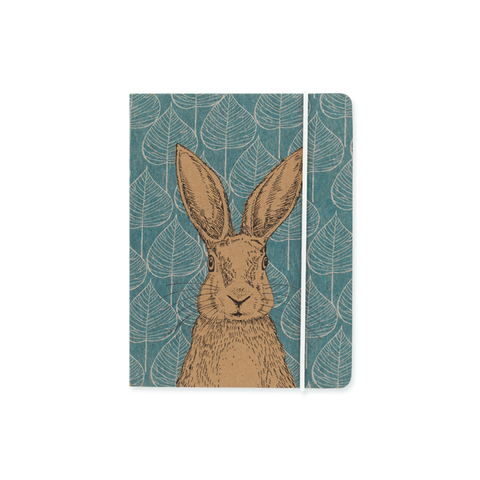 A6 notebook - Hare