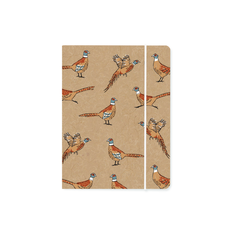 A6 notebook - Pheasant