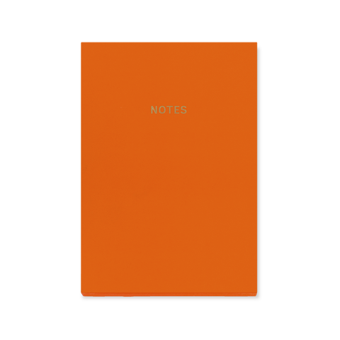 A5 notebook - Orange