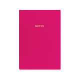 A5 notebook - Cerise Pink
