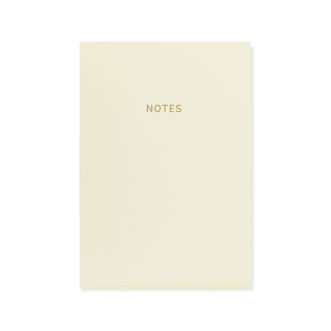 A5 notebook - Paper White