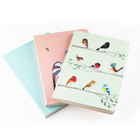 Set of 3 pocket notebooks