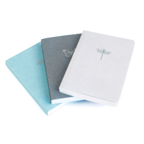 Set of 3 Handbag Notebooks