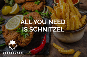 All you need is love... und Schnitzel
