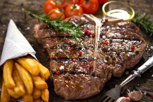 Dry Age T-Bone Steak grillen oder im Ofen backen