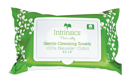 Intrinsic Gentle Cleansing Towels
