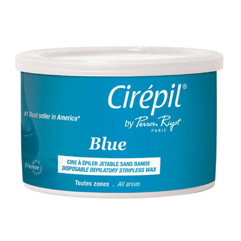 Cirepil Blue Wax Beads 400g Tin