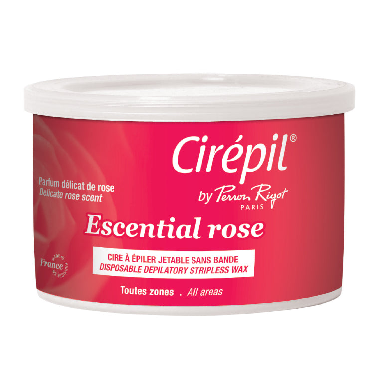 Cirepil Escential Rose Wax 400g Tin