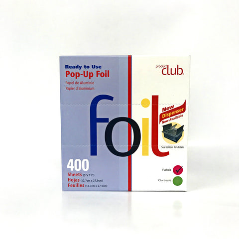 "Product Club- Ready to Use Pop-Up Foil 400, 5""x11"" Fuchsia"