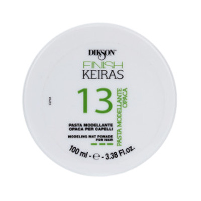 Dikson- Keiras Finish Modeling Mat Pomade (#13)- 3.38oz./100ml