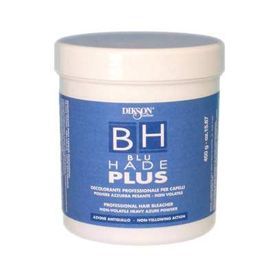 Dikson- Blu Hade PLUS Lightener 15.8oz.