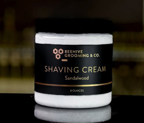 Beehive Grooming Shaving Cream