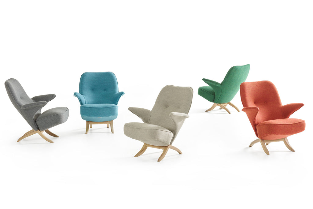 Artifort Celebrate 125th Anniversary with Limited Edition 'Pinguin' Chair by Theo Ruth