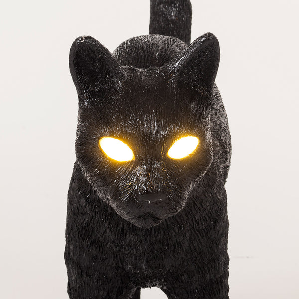 Studio Job & Seletti unveil 'Felix' Cat Lamp for BLOW Collaboration